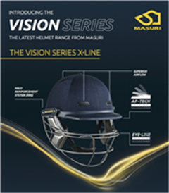 Masuri Cricket Helmets - R&D and Pilot Runs by Kewell Converters