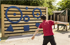Playground Equipment - Foam Target Shapes