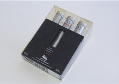 Cigar Foam Packaging and Presentation