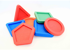 Educational Foam Shapes