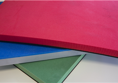 Laminated Plastazote Foam Materials-Panels
