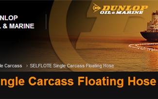 Marine SELFLOTE Single Carcass Floating Hoses