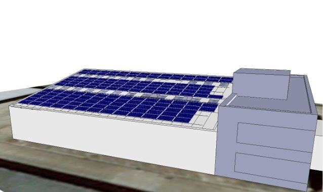 KCL Solar Panel PV System