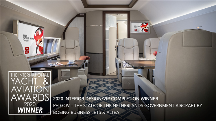 Altea 2020 Interior Design/ VIP Competition Winner