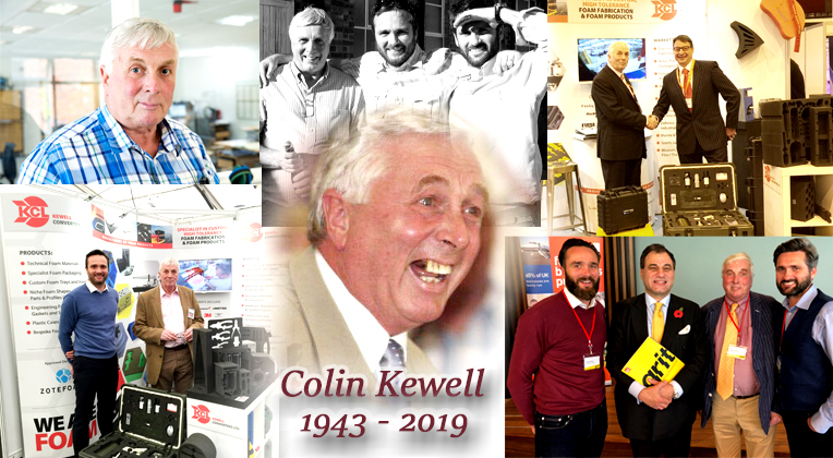Colin Kewell – The Founder of Kewell Converters