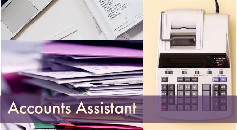 Job Vacancy - Accounts Assistant
