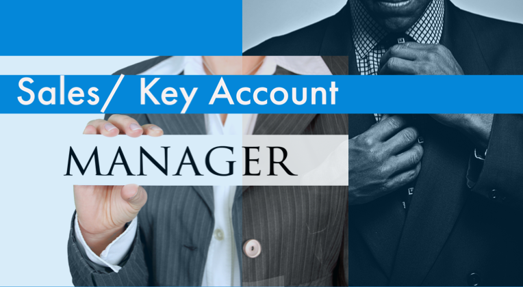 Job Vacancy - Sales Manager/Key Account Manager