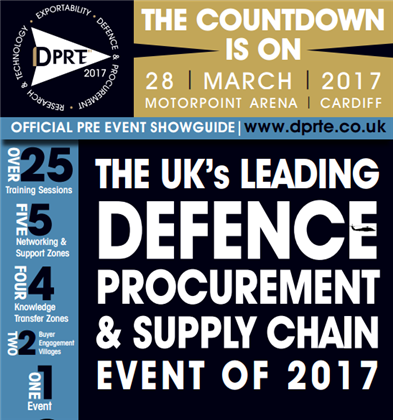 Kewell Converters @ DPRTE 2017 - UK's leading defence procurement conference & exhibition