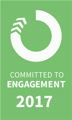 Kewell converters receives Committed to Engagement Award™