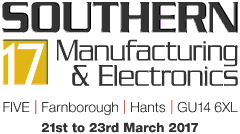 Kewell Converters will be Exhibiting at Southern Manufacturing 2017