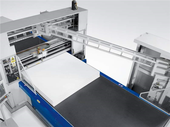 New £300k state-of-the-art CNC Vertical Contour Cutting machine