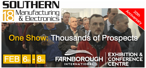 Southern Manufacturing and Electronic Exhibition 2018