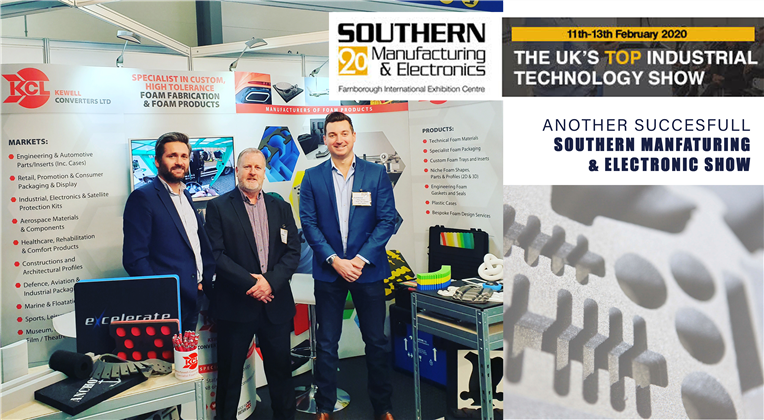 Success at Southern Manufacturing & Electronics 2020