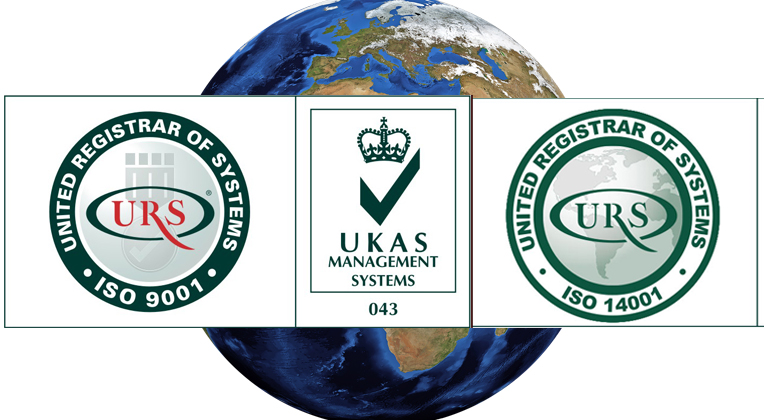 Successful Quality Management and Environmental Certification ISO 9001, ISO14001