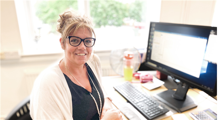 Sue Whittington - Sales Administrator & Customer Care