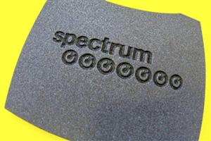 Laser Engraved Foam Lid