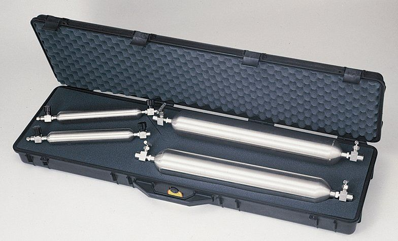 Long Peli case with foam insert