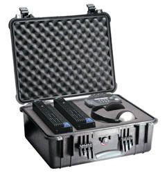 Peli 1550 case with plastazote foam